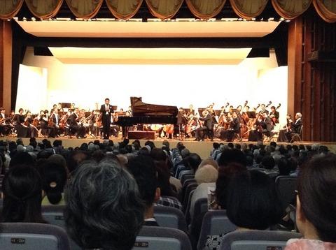 日本フィル宇部公演2017