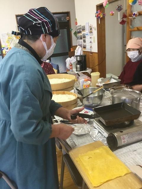 岩国寿司講習会5