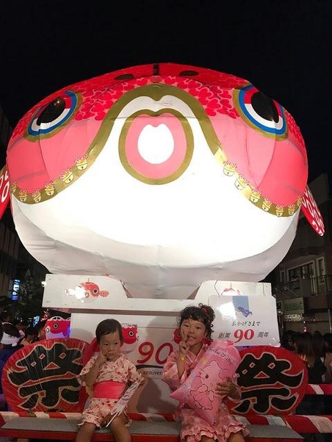 金魚祭り2017-2