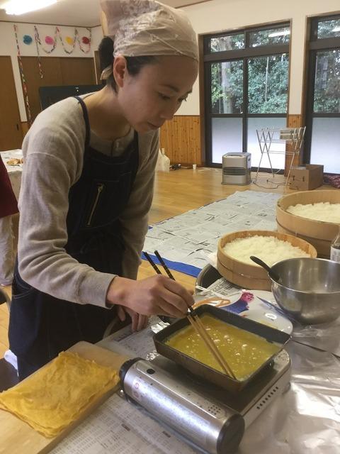 岩国寿司講習会6