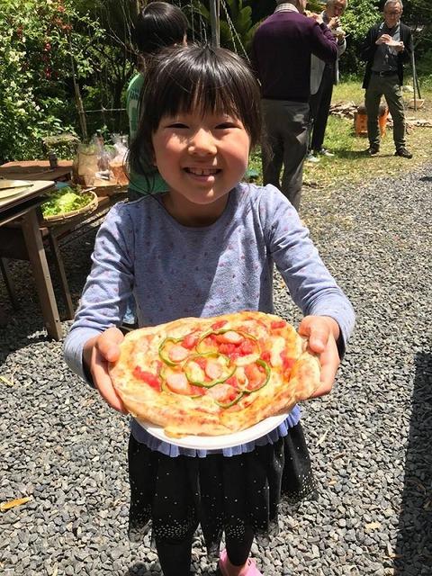 ペットボトルピザ作り5