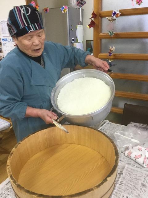 岩国寿司講習会1