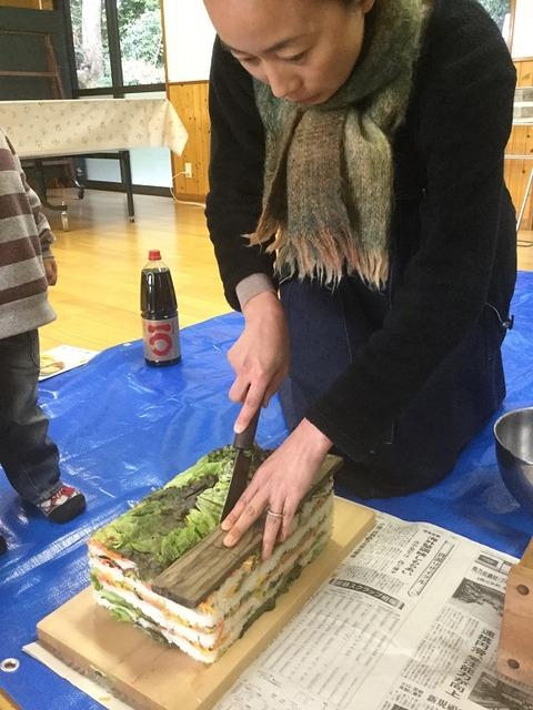 岩国寿司講習会18