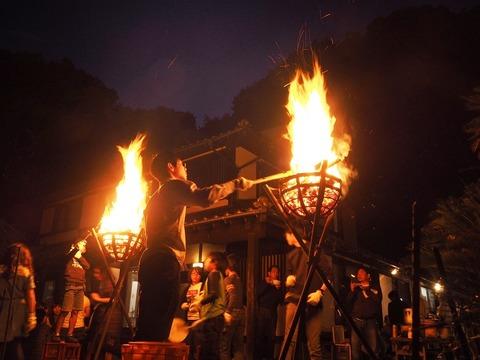 ミュージックキャンプ2019篝火 (1)