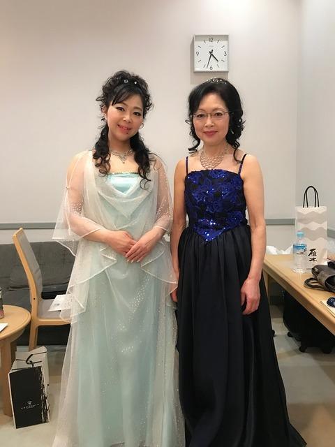 石井啓一郎ファミリーコンサート開催