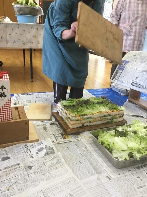 岩国寿司講習会15