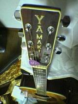 YAMAKIギターのマシンヘッド