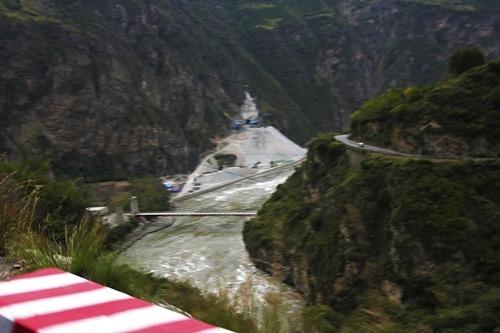 大渡江康定鉱山2