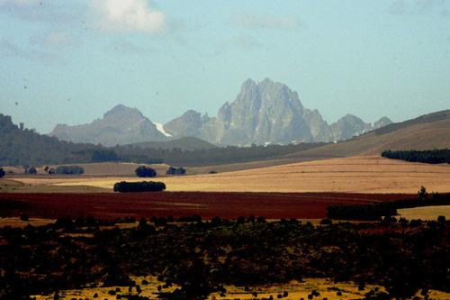 ケニア山 のコピー