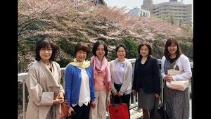 ケイプラネット2018お花見 目黒川