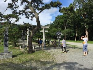 寿都神社1