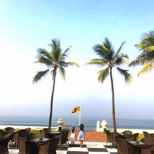 スリランカの旅1