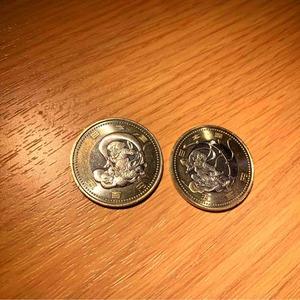 2020年東京オリンピック記念貨幣・風神雷神
