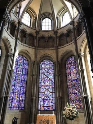 カンタベリー大聖堂ステンドグラス