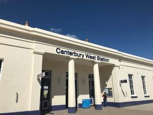 カンタベリー駅