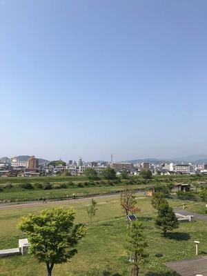 松山の風景