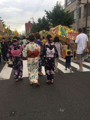 上川神社祭1