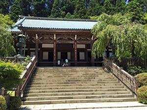 最乗寺本堂