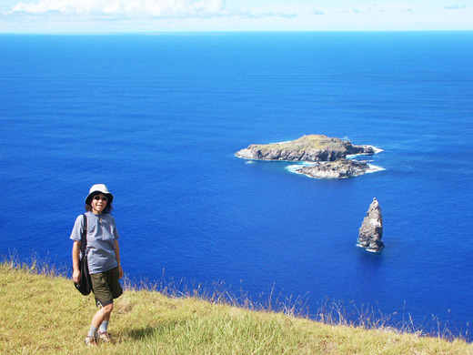 イースター島のダイビングポイント