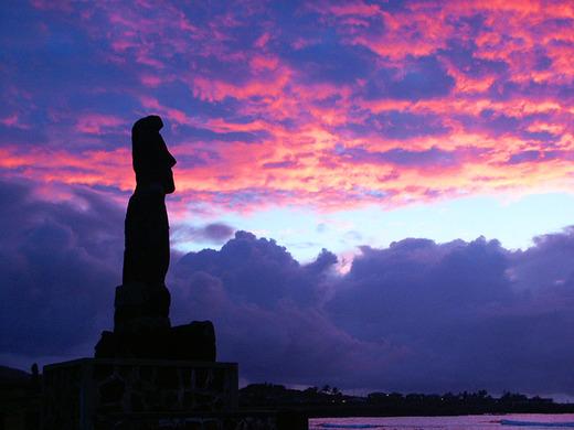 モアイの島、イースター島