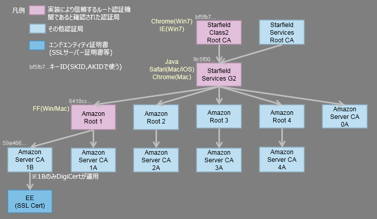 ca-structure