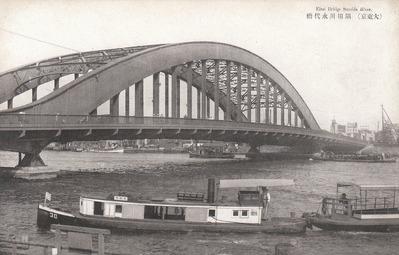 隅田川永代橋