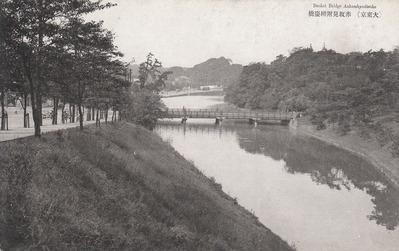赤坂見附弁慶橋