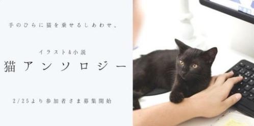 猫アンソロジーバナー