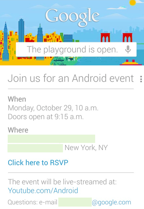 Android-event