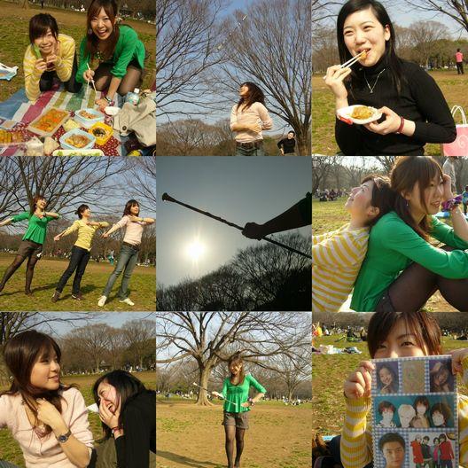 バトンピクニック