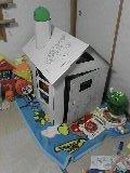 ダンボールの家