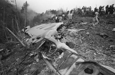 JAL123便の記憶を呼び起こす偶然の一致、羽田発伊丹行きANA37便の緊急着陸
