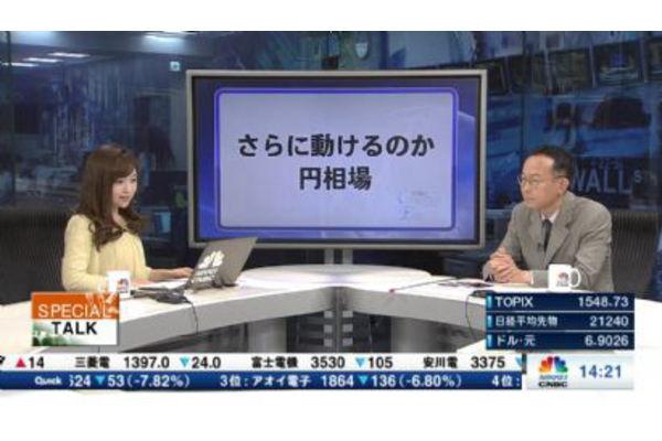 さらに動けるのか円相場(ゲスト:日経QUICKニュース 今 晶)/スペシャルトーク【2019/05/21】