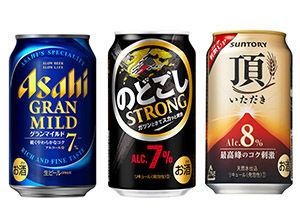 1本で酔える「高アル」ビールがコスパ志向で好調な模様wwwwwwwwww