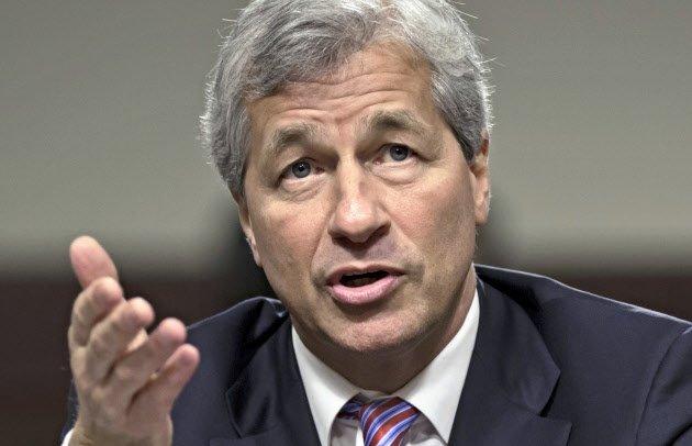 JPモルガンCEOが「ビットコインは詐欺だろ」と率直な意見を話してしまい相場が下落。詐欺なんか?