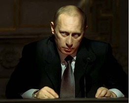 怖いプーチン
