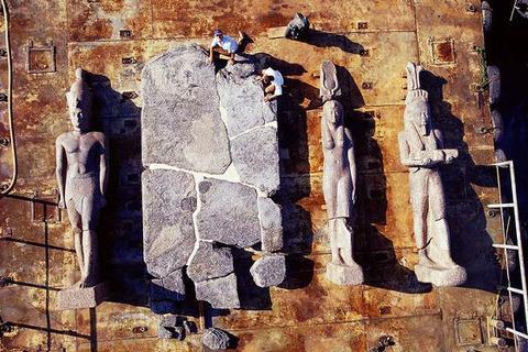 古代遺跡発見⑥