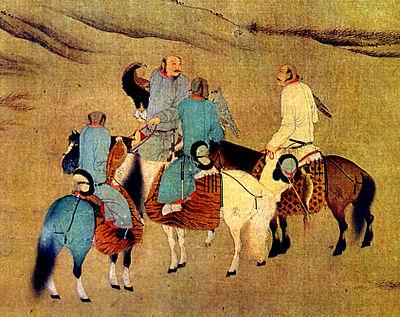 宋代に描かれた契丹人の絵