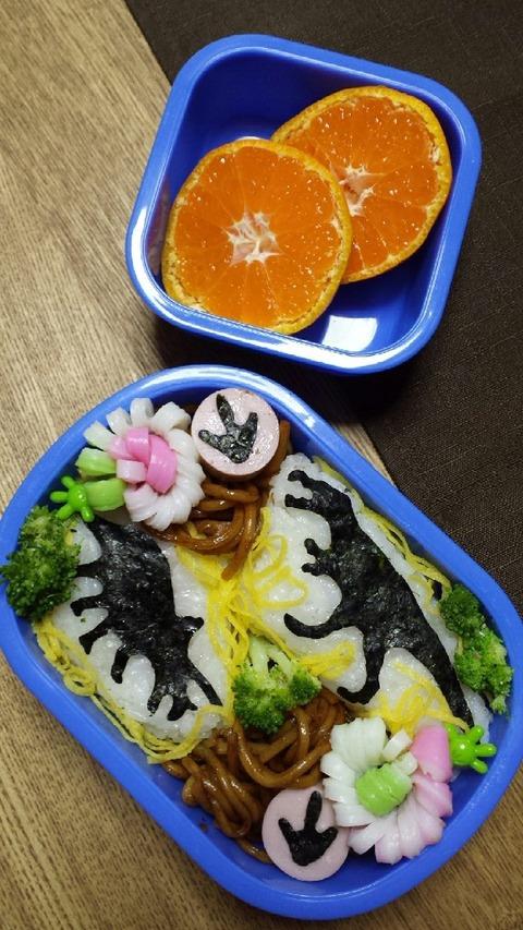 りゅうきお弁当の歴史❤(笑)_3902