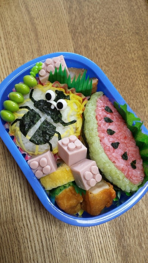 りゅうきお弁当の歴史❤(笑)_515