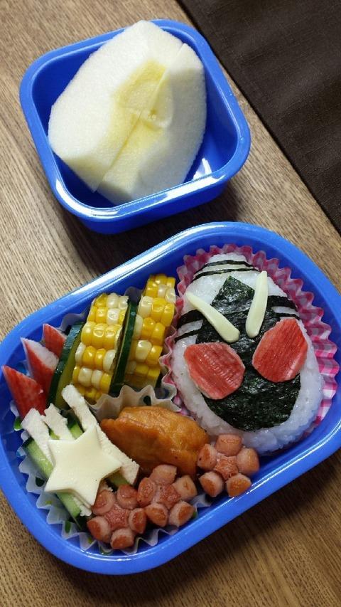 りゅうきお弁当の歴史❤(笑)_1965