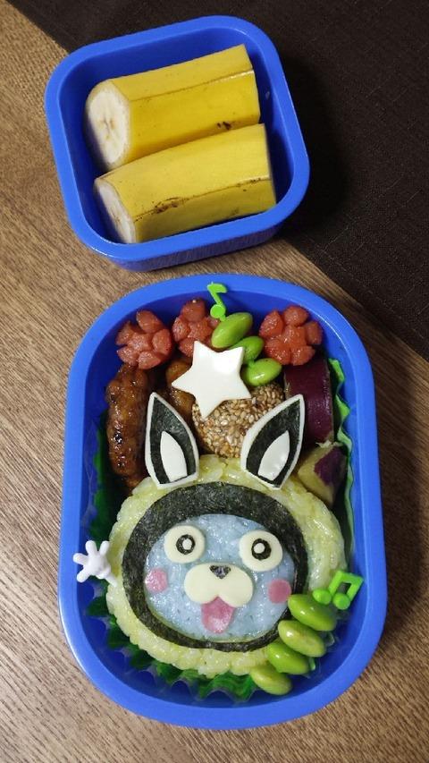 りゅうきお弁当の歴史❤(笑)_5349