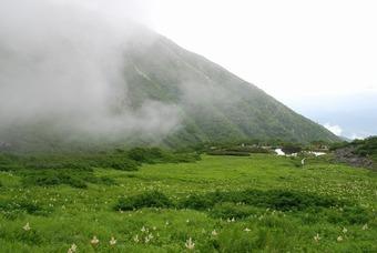駒ケ岳きり