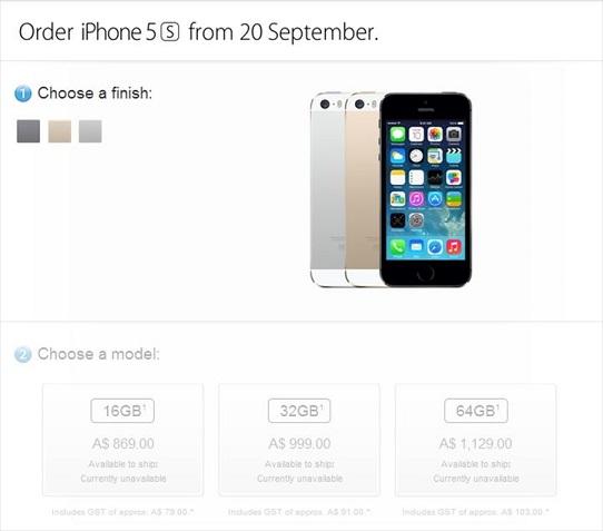 iPhone5S_australia
