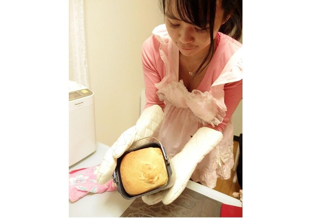 出来立てパンを楽しむ