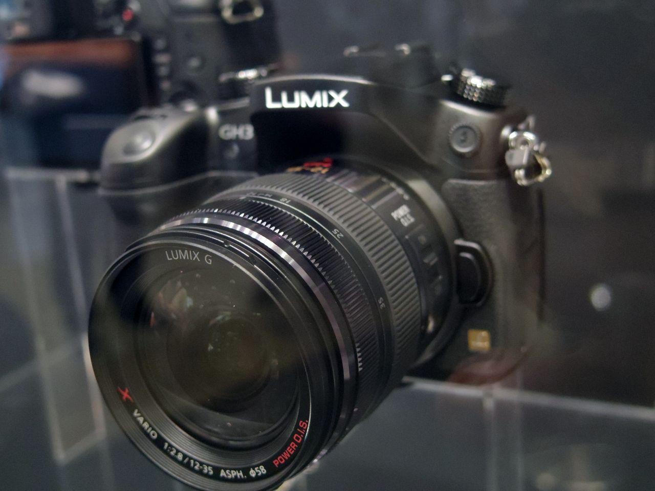 LUMIX DMC-GH3