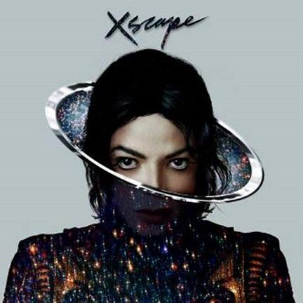 MICHAEL JACKSON NEW ALBUM『XSCAPE(エスケイプ)』