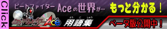 ビートファイターAce用語集