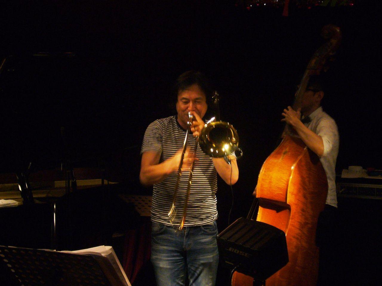 不動産鑑定士  門脇 誠のブログ   村田陽一さんのライブに行きました コメント