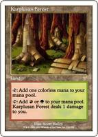 カープルーザンの森